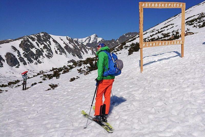 Skialpinizmus Štrbské Pleso