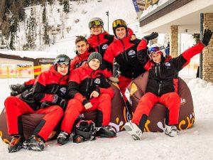 Inštruktori Park Ski School